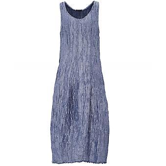 Grizas Linen & Silk Sleeveless Maxi Dress