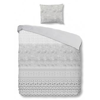 sängkläder Mea140 x 220 cm grå