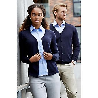 ID Mens Fitted Button Up Cardigan