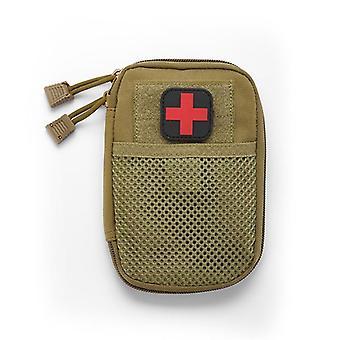 Travel Home Auton hätähoito Kannettava Sotilaallinen ensiapupakkaus