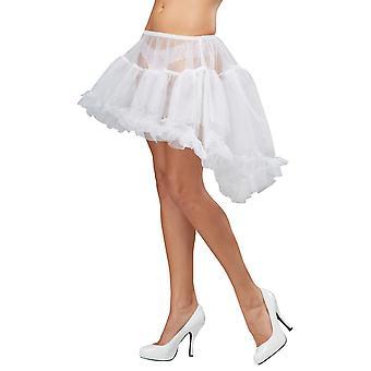 Hi - Lo Angel White Women Costume Tutu Pettiskirt