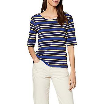 Armor Lux 6406 T-Shirt, Multicolored (Navy/Mango/Etoile/Porcelain Etc),XXX-Large (Size Manufacturer: 6) Woman