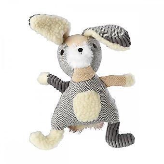 Battles House Of Paws Bushy Tail Rope Toy - Hare