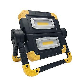 أضواء محمولة قابلة لإعادة الشحن ، ضوء عمل سوبر برايت ليد