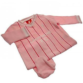 Liverpool FC baby Sleepsuit