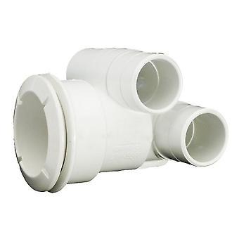 "Voie navigable 210-5830B Slip Air de 1"" x 1"" Slip Tee plan d'eau"