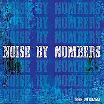 Noise By Numbers - High On Drama [Vinyl] USA import