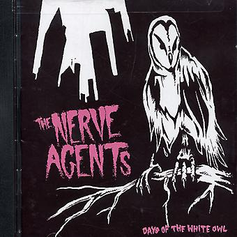 Nerve Agents - Days of the White Owl [CD] USA import