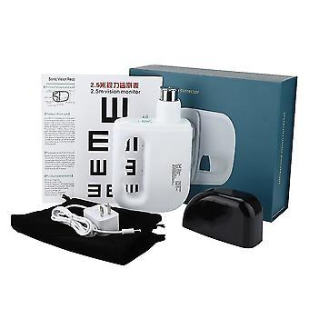 3D Augenmassager Optik Kurzsichtigkeit Korrekturinstrument zur Wiederherstellung der Sehkraft schwache Vibration visuelle Ntungstest Augenpflege fa0487