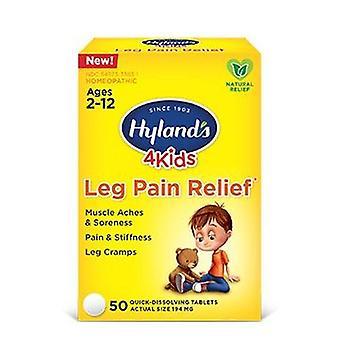 Hylands 4 Kids Leg Pain, 50 Tabs