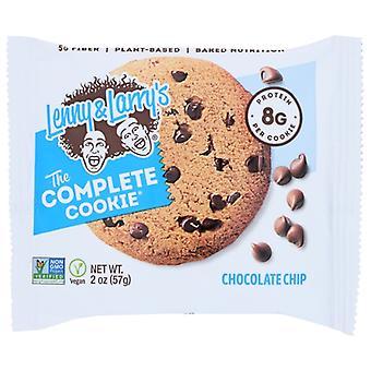 Čokoládový čip Lenny & Larrys Cookie, puzdro 12 X 2 Oz
