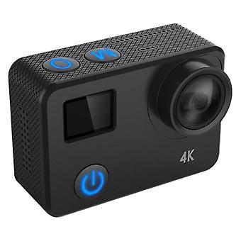 كاميرا رياضية في الهواء الطلق 40m كاميرا مقاومة للماء ركوب الدراجات السفر سيلفي DV المحمولة 4k HD الكاميرا 150 درجة زاوية واسعة