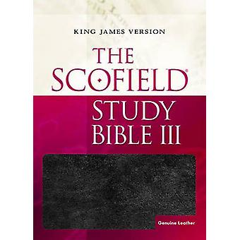 The Scofield Study Bible III by Edited by Oxford Editor