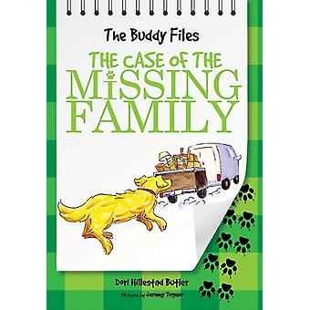 The Case of The Missing Family by Dori Butler