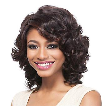 Fluffy Short Curly Wig For Women