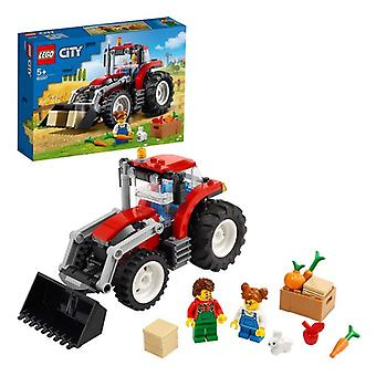 Playset City Great Vehicles Tractor Lego 60287 (148 pcs)