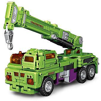 Nbk Crane Deformation Robot Hercules Engineering Deformation Toys King Kong