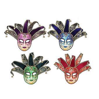 Venetian mask Rattle