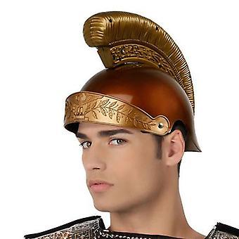 Rímska prilba legionársky vojak Golden