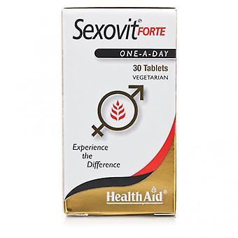 טבליות סקס-O-ויט פורטה HealthAid 30 (803445)