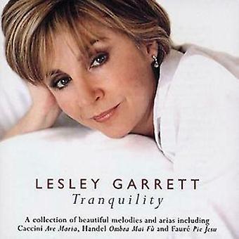 Lesley Garrett Lesley Garrett Tranquility Cd (2002)