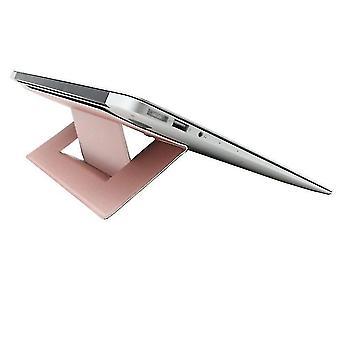 Stojan na notebook Skladací počítač, prenosná protišmyková podpora pre notebook (čierna)