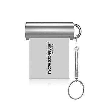 Super Mini usb flash Drive pendrive 64gb usb2.0 pen drive Flash Memory Stick voor microsd tablet