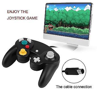 닌텐도 게임 큐브 또는 Wii용 플라스틱 민감한 게임 컨트롤러 패드 조이스틱