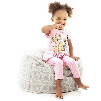 The Lion King Girls Besties Pyjama Set