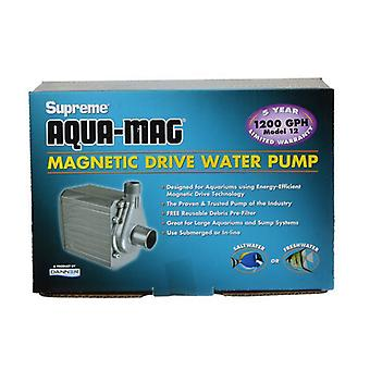 Vodní čerpadlo Supreme Aqua-Mag Magnetic Drive - Čerpadlo Aqua-Mag 12 (1 200 GPH)