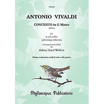 Vivaldi: Concerto In G Minor Rv812 2 Cellos