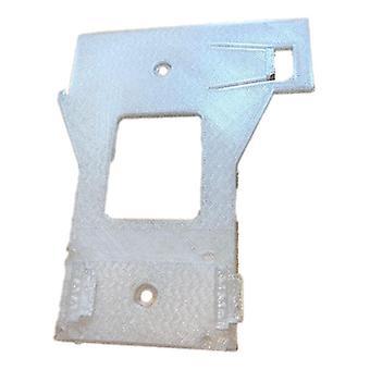 Winther Wallbracket hAP ac2 Ubiquiti POE adap 3D-gedruckter klarer Kunststoff