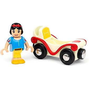 Brio 33313 Brio Disney Princess Snow White & Wagon - Wooden Railway