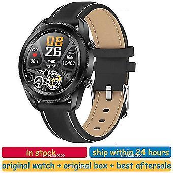 Tk88 smart ur mænd 1,28 tommer roterende bezel skærm bluetooth kalde musik afspilning smartwatch mænd