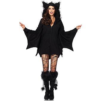 Halloween Strašidelný upír charakter zdobiť kostým