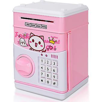 Elektronisches Sparschwein, Praktisches Konto Sparschwein, Smart Money Box D