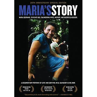 Maria's verhaal: een documentaire portret van liefde & Su [DVD] USA import