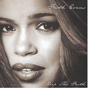 Faith Evans - Keep the Faith [CD] USA import