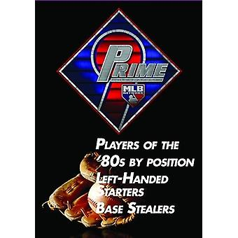 Prime 9: Players of the 80's by Position / Left [DVD] USA import