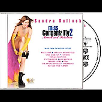 Miss Congeniality 2 - Soundtrack [CD] USA import