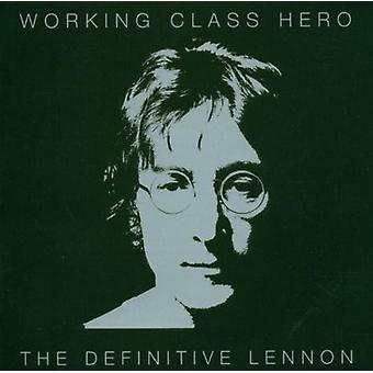 John Lennon - Working Class Hero: The Definitive Lennon [CD] USA import