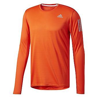 Adidas Response Tee BP7485 käynnissä ympäri vuoden miesten t-paita