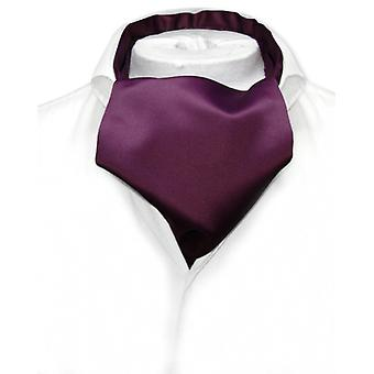 Collo cravatta Vesuvio Napoli ASCOT cravatta tinta maschile