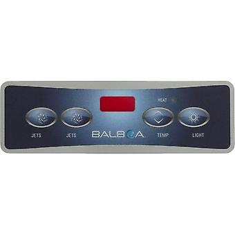 Balboa 10752 Lite Duplex digitaalisen 2 Jet/Light Spa Control peitto