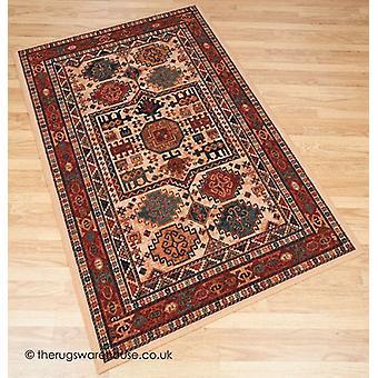 Oudheid Beige tapijt