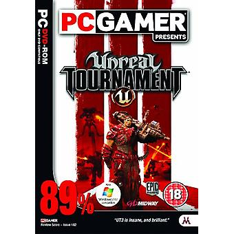 Unreal Tournament 3 (PC DVD) - Factory Sealed