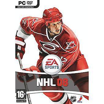 NHL 08 (PC DVD)-nieuw