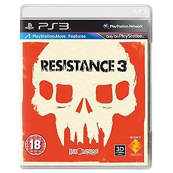 Modstand 3 (PS3)-ny