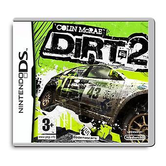 Colin McRae Dirt 2 (Nintendo DS) - Fabrik versiegelt