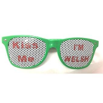 Kyss meg jeg walisiske briller